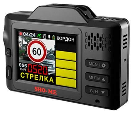 Видеорегистратор Sho-Me Радар детектор, GPS COMBO SLIM SIGNATURE