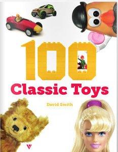 Книга 100 Classic Toys
