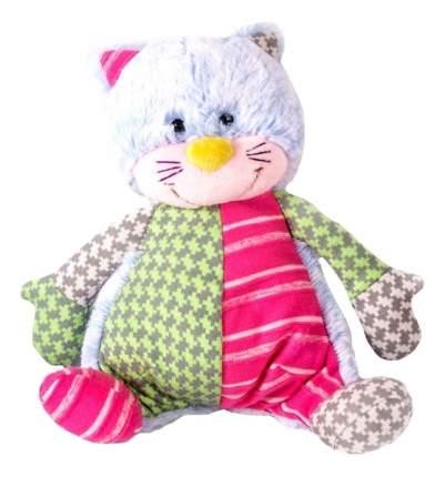 Мягкая игрушка Gulliver Котик цветной, 21 см