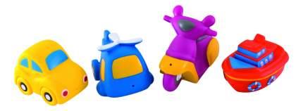 Игрушка для купания Canpol babies Транспорт 4 шт.