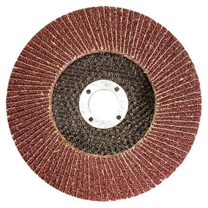 Круг лепестковый шлифовальный для шлифовальных машин MATRIX 74047