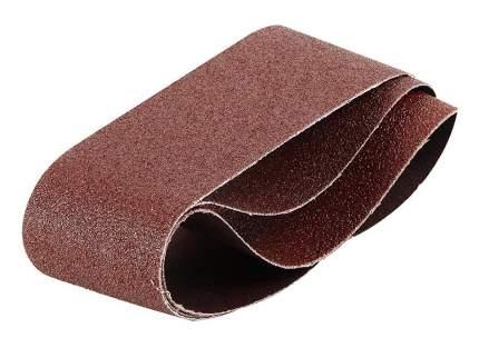 Лента шлифовальная для ленточных шлифмашин MATRIX P120 100 х 610 мм 10 шт 74267