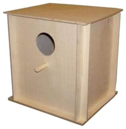 Домик для попугаев 17x20