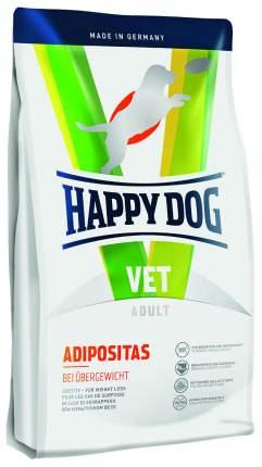 Сухой корм для собак Happy Dog Vet Adult Adipositas, при ожирении, домашняя птица, 4кг