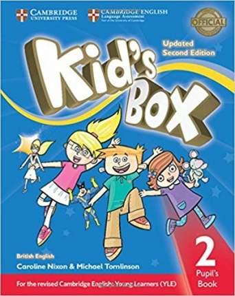 Kid's Box Upd 2Ed 2 PB