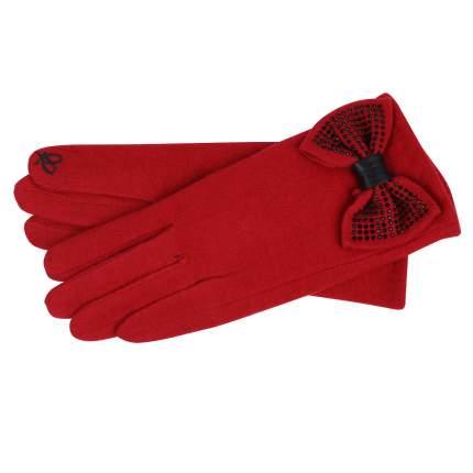 Женские перчатки красного цвета Pia Rossini Jolie_red