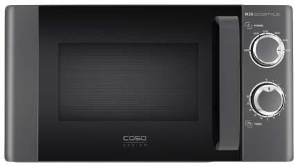 Микроволновая печь соло CASO M 20 Ecostyle grey/black