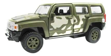 Коллекционная модель Welly Hummer H3 1:34