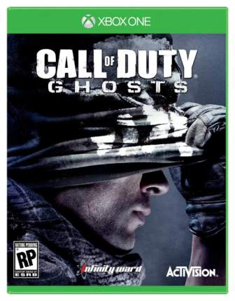 Игра Call of Duty Ghosts для Xbox One