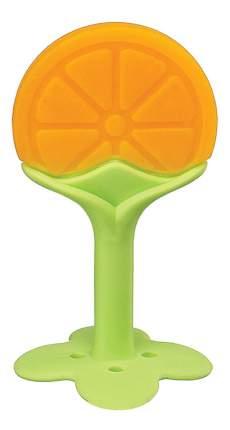 Прорезыватель Happy Baby силиконовый 20025 yellow