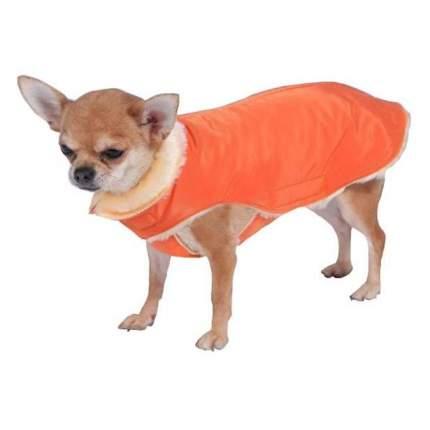 Попона для собак ТУЗИК размер 5XL унисекс, оранжевый, длина спины 65 см