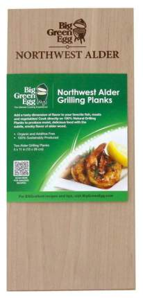 Брикеты для растопки Big Green Egg Smoking Planks APLANK2