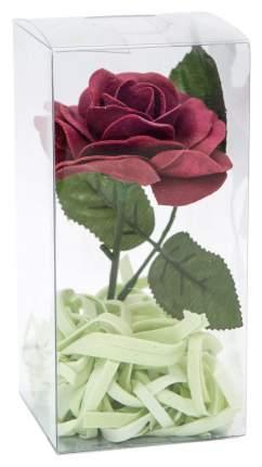 Подарочное мыло Nature's Intent Роза бордовая 1 шт