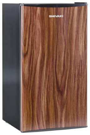 Холодильник SHIVAKI SDR-083T Brown/Black
