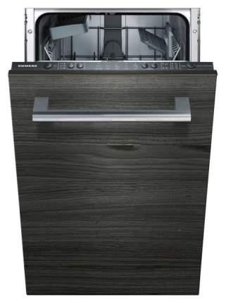 Встраиваемая посудомоечная машина 45 см Siemens iQ100 SR615X70IR