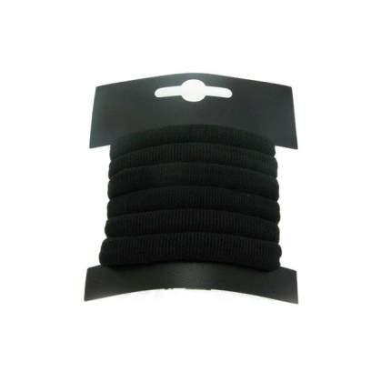 Резинка для волос Janeke Черные 6 шт