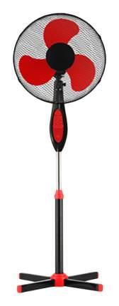 Вентилятор напольный POLARIS PSF 0140RC red/black