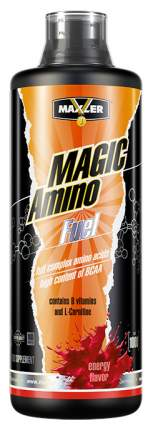 Аминокислотный комплекс Maxler Amino Magic Fuel 1000 мл ред булл