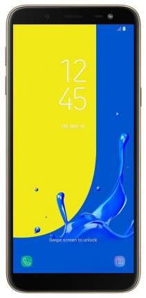 Смартфон Samsung Galaxy J8 Gold SM-J810F/DS 32Gb Gold