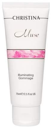 Пилинг для лица Christina Muse Illuminating Gommage 75 мл