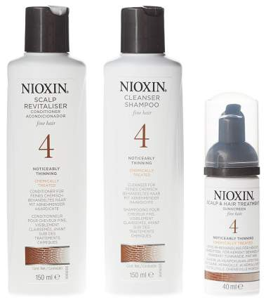 Набор средств для волос Nioxin System 4 150 мл + 150 мл + 40 мл