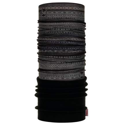 Шарф-труба Buff Polar, серый/черный, One Size