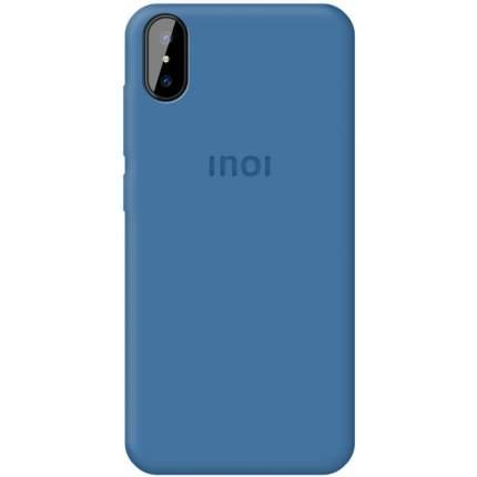 Чехол-накладка INOI 2/2 Lite 2019 Blue