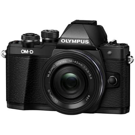 Фотоаппарат системный Olympus OM-D E-M10 Mark II Kit Black