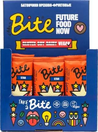 Батончик Take a Bite орехово-фруктовый шоколад-мускатный орех 45 г