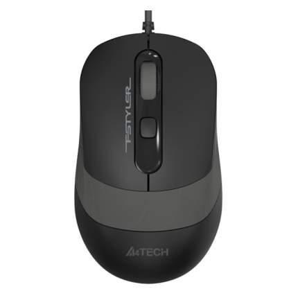 Проводная мышка A4Tech FStyler FM10 Black/Grey