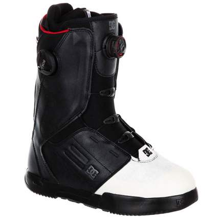 Ботинки для сноуборда DC Control 2019, черные/белые, 27.5