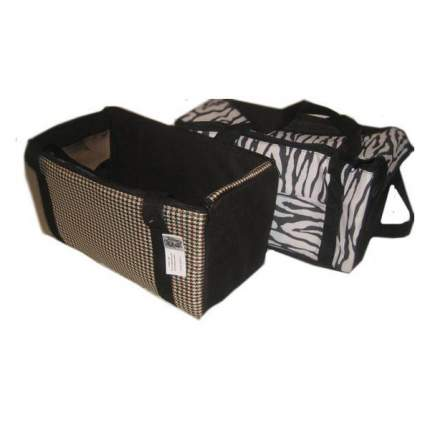Переноска для кошек и собак Теремок, в ассортименте, 22x55x48 см