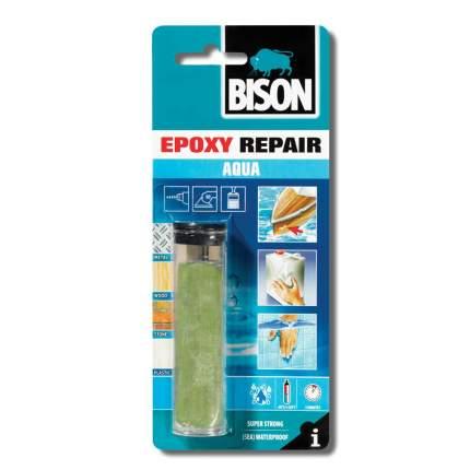 Клей BISON 6305572 EPOXY REPAIR AQUA CRD 56G