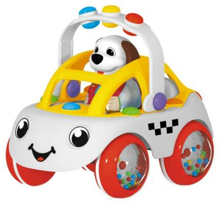 "Машинка ""Пышка. Такси"""