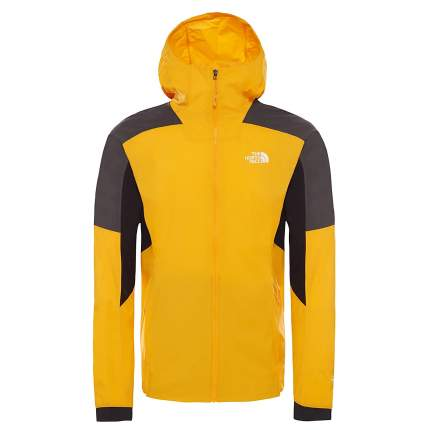 Куртка мужская The North Face Impendor Light Wind Jacket, zinnia orange/asphalt grey, XL