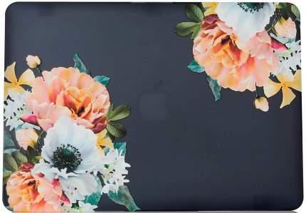 "Накладка для MacBook Air 13"" i-Blason A1932 flowers"