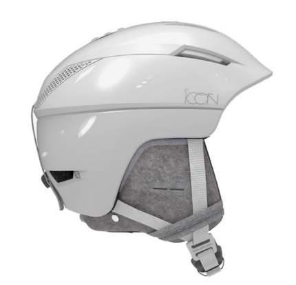 Горнолыжный шлем Salomon Icon C. Air 2019, белый, M