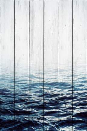 Картина на дереве Дом Корлеоне Вода 01-0372-80х120