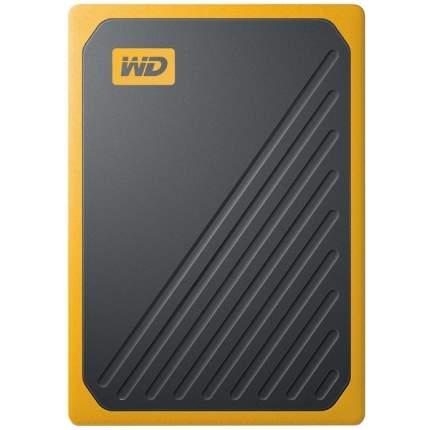 Внешний SSD накопитель WD WDBMCG5000AYT-WESN 500GB