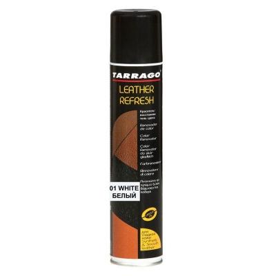 Аэрозоль-краска TARRAGO Leather Refres для гладкой кожи