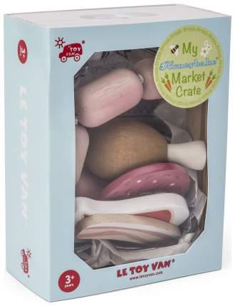 Игрушечная еда Le Toy Van Мясные деликатесы в ящике