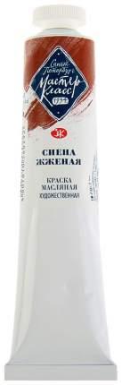 Масляная краска Невская Палитра Мастер-класс сиена жженая 46 мл