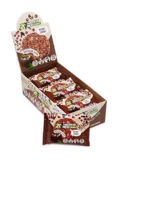 Хлебцы ProteinRex протеино-злаковые Шоколадный брауни 12 штук по  55 г