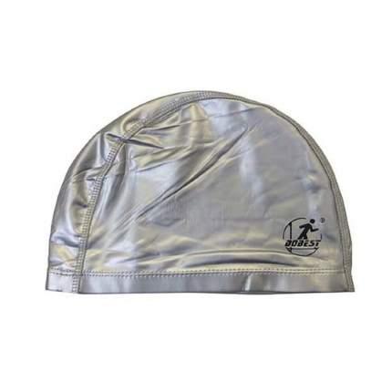 Шапочка для плавания Dobest PU10 10 silver