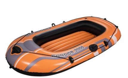 Лодка Bestway Kondor 2000 1,96 x 1,14 м orange