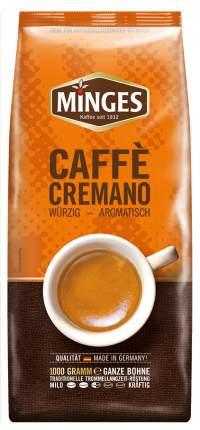 Кофе в зернах Minges caffe cremano 1000 г