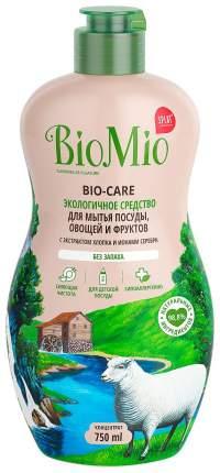 Экологичное средство БиоМио для мытья посуды, овощей и фруктов гель-концентрат 750 мл
