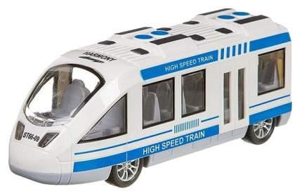 Инерционный скоростной поезд