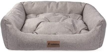 Лежанка для животных Gamma Кижи Гранд, прямоугольная, 60x47x18 см