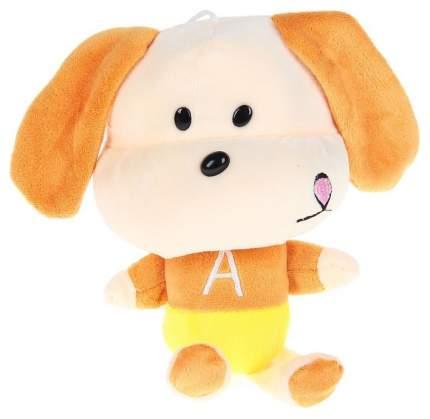 Мягкая игрушка «Собака с буквами», 20 см Sima-Land